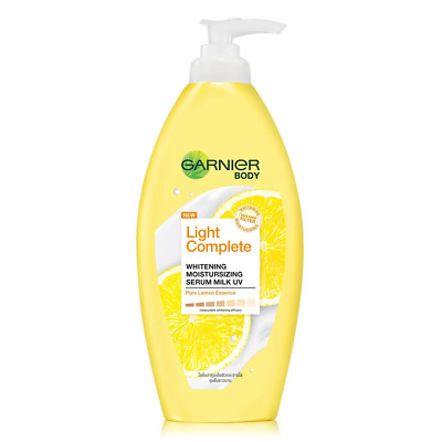 Garnier Light Complete Body Lotion Review