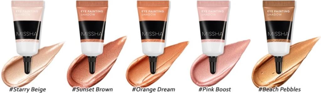 Missha Eye Painting Shadow review